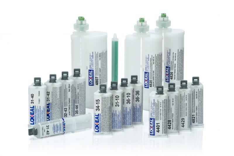 Two-Part Epoxy Adhesives - Advanced Adhesives